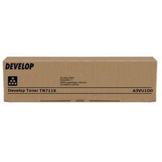 Original Develop A3VU1D0 / TN-711K Toner Black